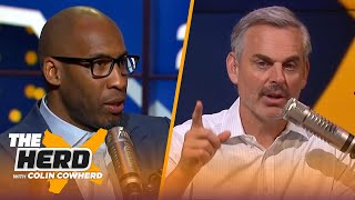 Don't underestimate Justin Fields, NFL draft, Mac Jones & 49ers - Bucky Brooks | NFL | THE HERD