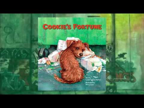 Cookie's Fortune - a new book by Lynda Barber from The Gryphon Press