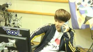 131205 Offscene on call Super Junior Ryeowook KTR
