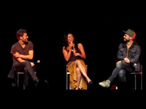 The Vampire Diaries Panel and Closing of Bloody Night Con Europe 2017