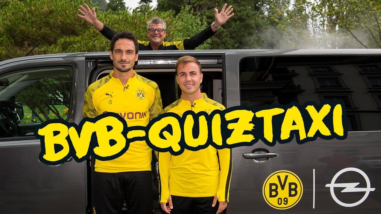 BVB-Quiztaxi in Bad Ragaz - FINALE: Wer holt sich den Titel?