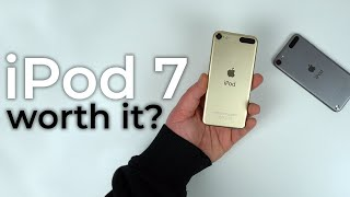 New iPod touch 7 - worth buying?