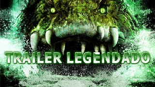 Frankenfish - Criatura Assassina (Trailer Legendado) HQ