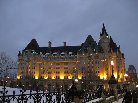 Fairmont Chateau Laurier Nation's Capital Oldest Hotel in Ottawa