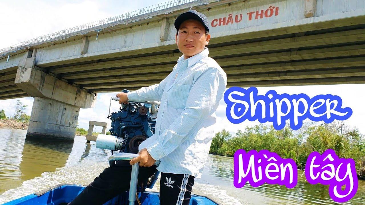 Cuộc Sống Ghe Hàng – Shipper Vùng Sông Nước l Duy nhất chỉ có ở Miền Tây