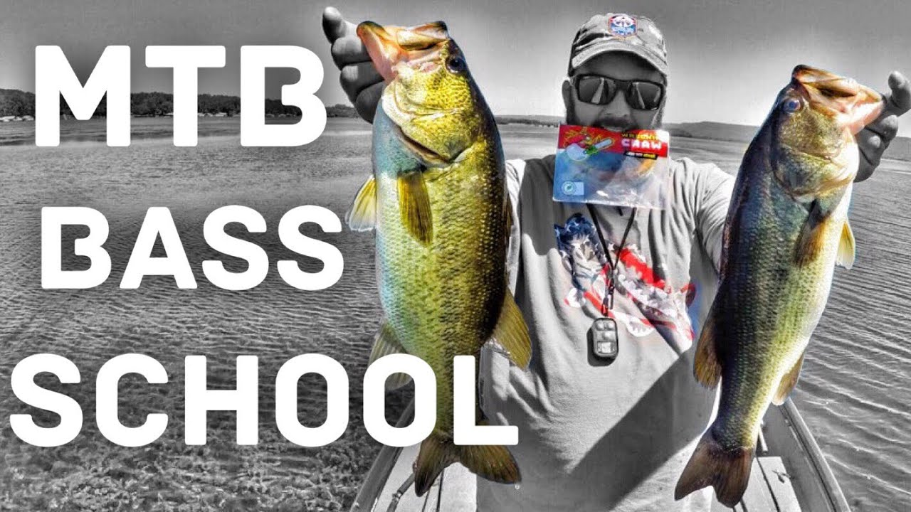 Mtb Bass School I Found Something In The Box That Crushed Them How To Bass Fish