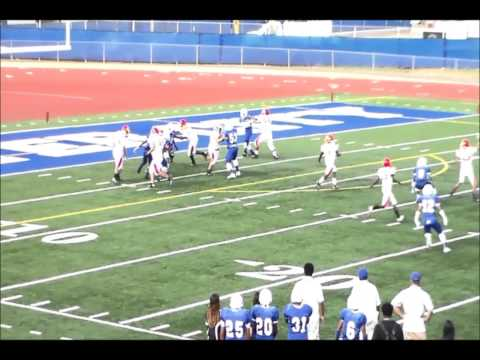 Culver City High School 2014 JV Highlights