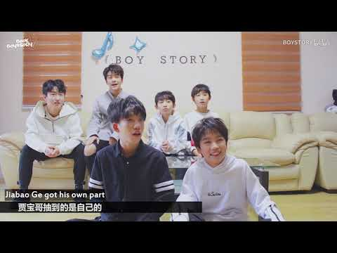 【ENG SUB】181221 BOY STORY Daily Theatre:Hot Pot Party At Home #01