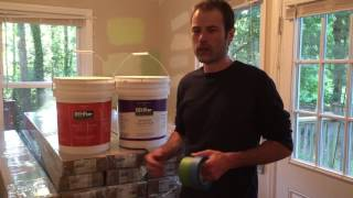 The Easiest Way to Remove Popcorn Ceiling