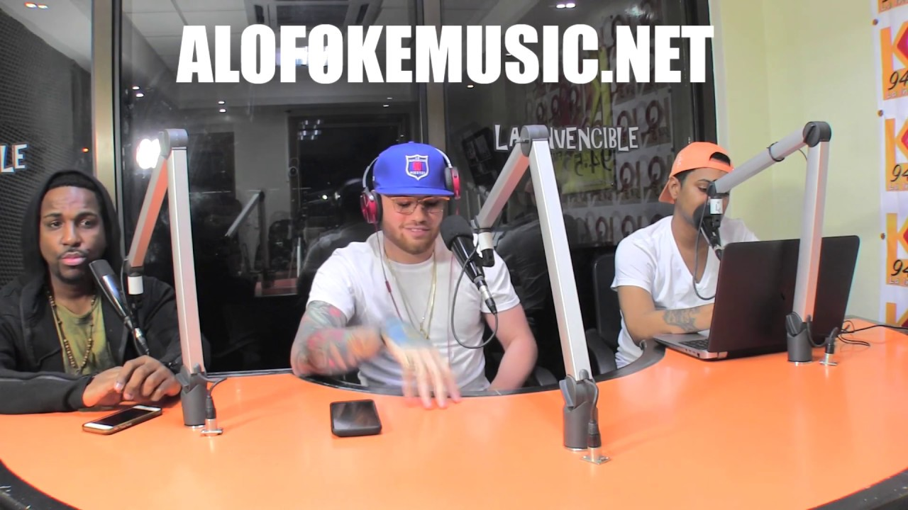 Histórica entrevista a Miky Woodz en Alofoke Radio Show!!!