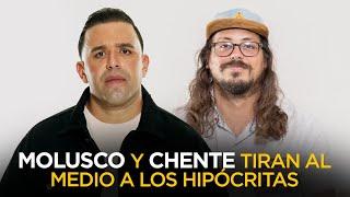 Molusco y Chente analizan los HIPÓCRITAS de YouTube/ Y Chente Borracho confiesa algo terrible😱