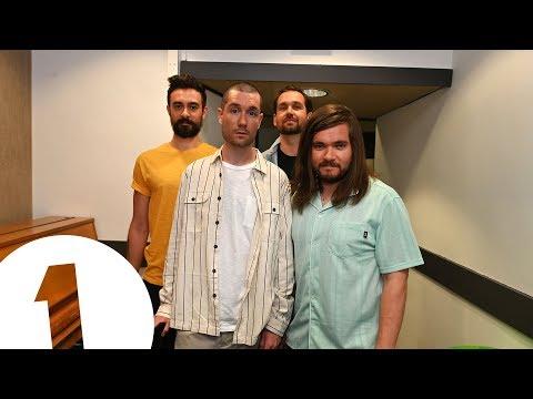 Bastille - Joy at BBC Maida Vale Studios for Radio 1