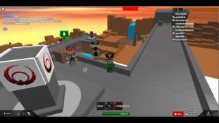 ROBLOX - Hanging with UAF