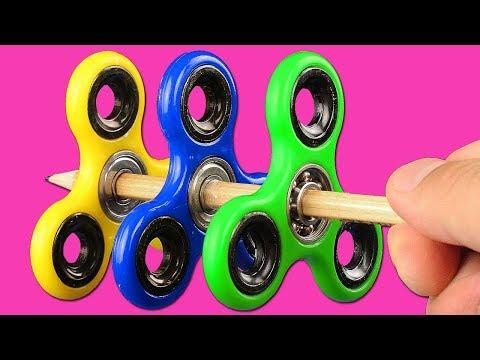 5 Awesome Fidget Spinner Tricks
