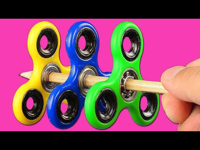 5 Awesome Fidget Spinner Tricks