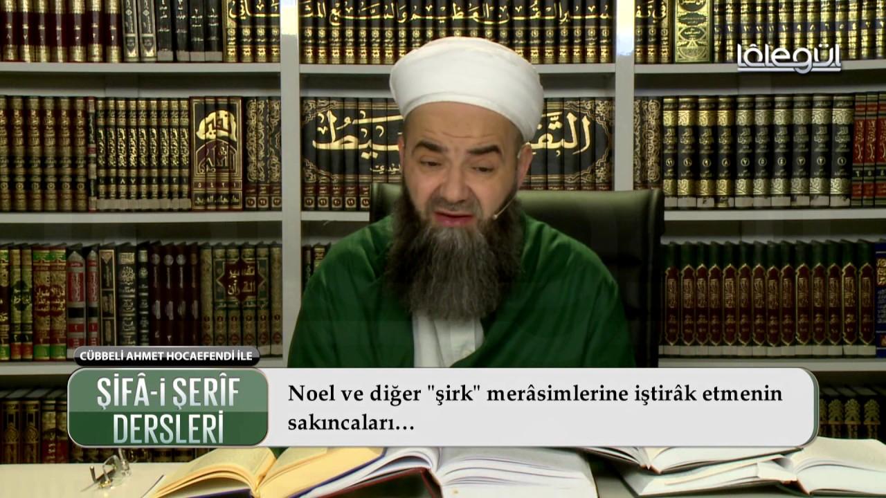 Şifâ-i Şerîf Dersleri 6.Bölüm 19 Aralık 2015 Lâlegül TV