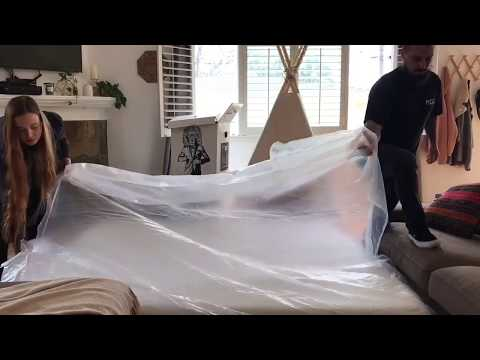 Lull Bed Unboxing | Couple Jumps Around on Their New Mattress