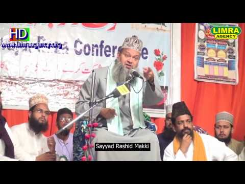 Sayyad Rashid Makki Part 2 12 April 2017 Rajajipuram Lucknow HD India