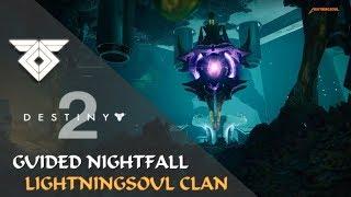 GUIDED NIGHTFALL - JONOUCHI & LIGHTNING BEKOMMEN HILFE VON WAPORMAN! :D