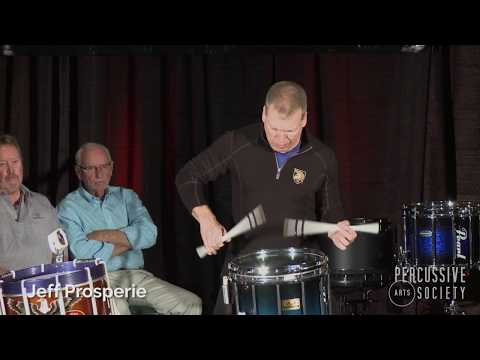 12 World Championship Hands - PASIC 2018