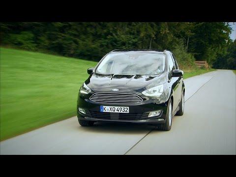Ford C-Max im Test | Autotest 2015 | ADAC