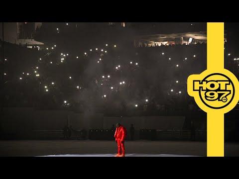 Kanye West Living In Mercedes Benz Stadium To Finish 'DONDA' Album?