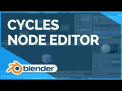 Cycles Node Editor - Blender Fundamentals