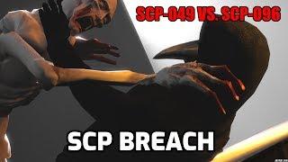 SCP-049 VS. SCP-096 [SFM]