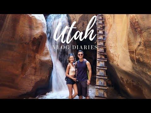 VLOG DIARIES: Exploring Utah