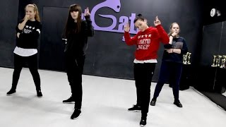 Chris Brown X Tyga – Ayo | Zheka Gun choreo | El Gato Dance Centre