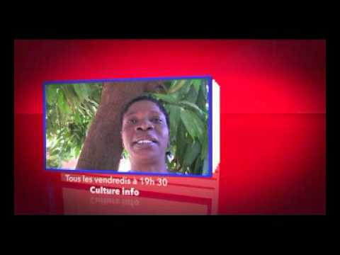 Burkina Info : Bande annonce émission culture info
