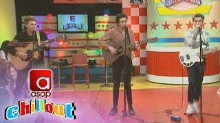 """ASAP Chillout: New Hope Club sings """"Fixed"""""""