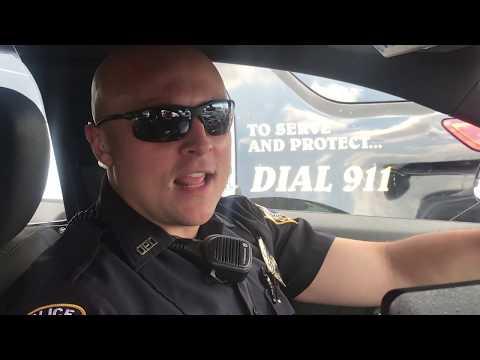 Owensboro Police Department 2018 Lip Sync Challenge