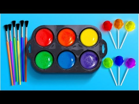 17 COLORFUL CRAFTS AND ACTIVITIES FOR KIDS