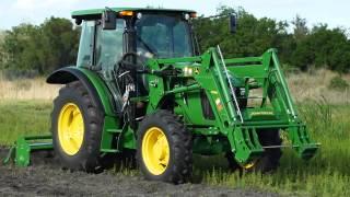 john deere 5e 4 cylinder utility tractors new models features