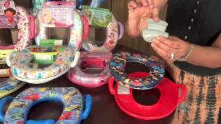 Soft Potty Seat Product Video