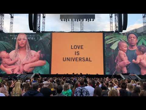 BEYONCÉ & JAY-Z | Holy Grail / Intro [Live at Glasgow OTR II World Tour 2018]