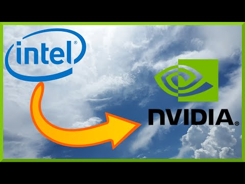 How to switch Integrated GPU [Intel] to dedicated [Nvidia] GPU 2019