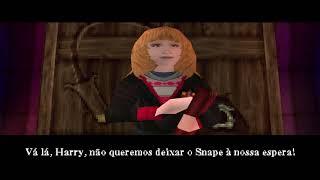 Harry Potter 1 - E a Pedra Filosofal PS1 #4