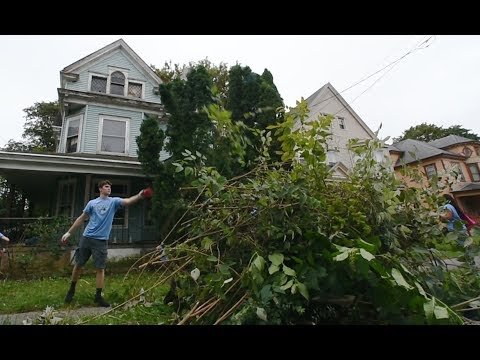 Syracuse neighborhood improvement team tackles Southside