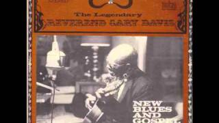 Reverend Gary Davis - Sally, Where
