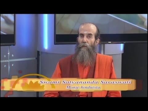 """Entrevista con Swami Satyananda Saraswati en """"Hoy Cambia tu Vida"""""""