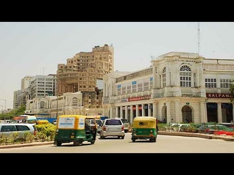 Connaught Place among world 7th most expensive office destination