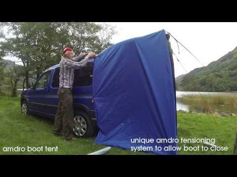 amdro boot tent