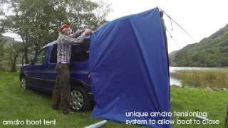 amdro alternative campervans - YouTube