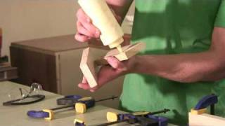 Woodworking Information : Methods Of Joining Wood