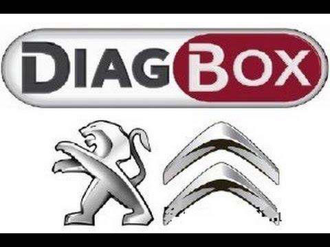 Установка и активация PSA DiagBox 7 подробная инструкция