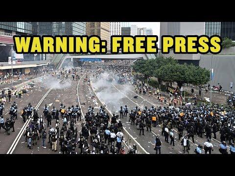 Hong Kong: The Perfect Storm  Hong Kong Free Press  China Uncensored