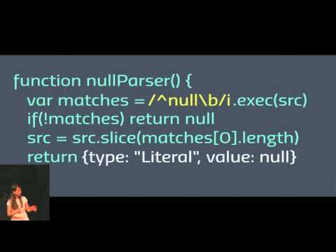 Mansi Shah - Brewing JavaScript: Compile your own domain-specific language to JavaScript