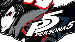 【 Persona 5 】Anime RPG Live Stream - Part 22